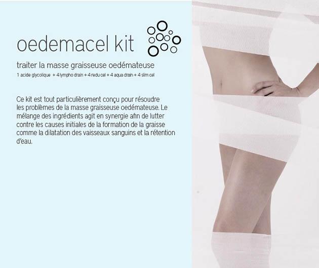 Enveloppement Oedemacel Kit